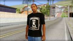 Chris Jericho Jerichohol T-Shirt для GTA San Andreas