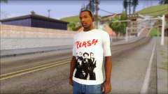 The Clash T-Shirt для GTA San Andreas