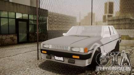 Toyota Cressida 1987 для GTA San Andreas