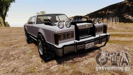 Dundreary Virgo Cliffrider для GTA 4