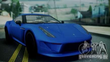 Grotti Carbonizzare from GTA 5 для GTA San Andreas