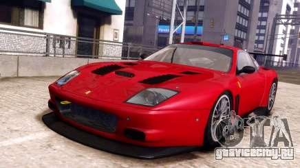 Ferrari 575 GTC для GTA 4