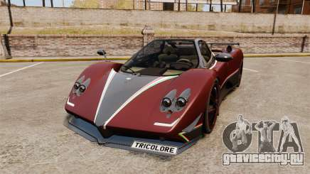 Pagani Zonda Tricolore для GTA 4