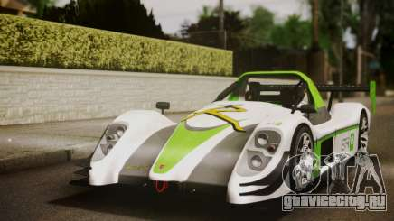 Radical SR8 Supersport 2010 для GTA San Andreas