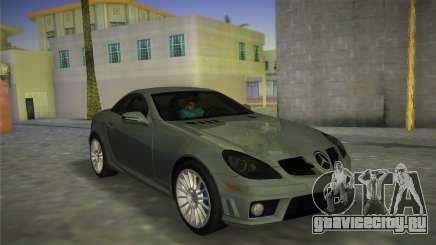Mercedes-Benz SLK55 AMG для GTA Vice City