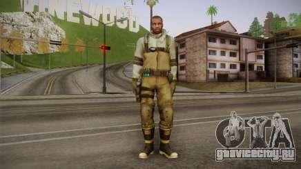 Shona from Resident Evil Operation Raccoon City для GTA San Andreas