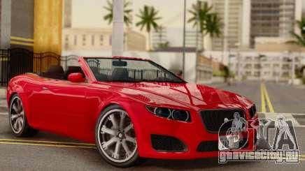 Lampadati Felon GT 1.1 для GTA San Andreas