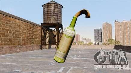 Коктейль Молотова -На берёзовых бруньках- для GTA 4