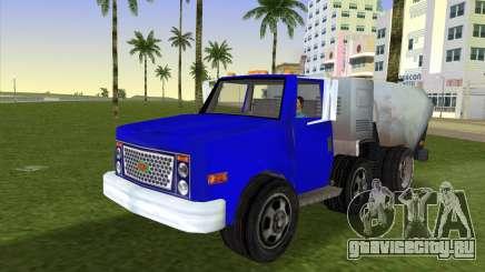 Новый мусоровоз Beta для GTA Vice City