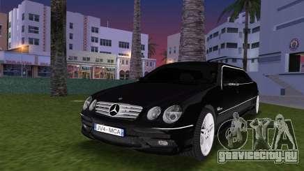 Mercede-Benz CL65 AMG Limousine для GTA Vice City