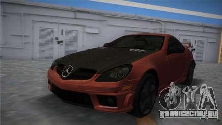 Mercedes-Benz SLK55 AMG Tuned для GTA Vice City