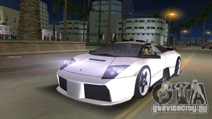Lamborghini Dlya Gta Vice City