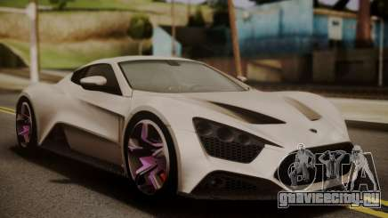 Zenvo ST SHDru Tuning для GTA San Andreas