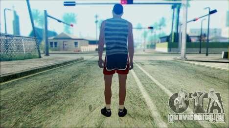 New Wmyjg для GTA San Andreas второй скриншот