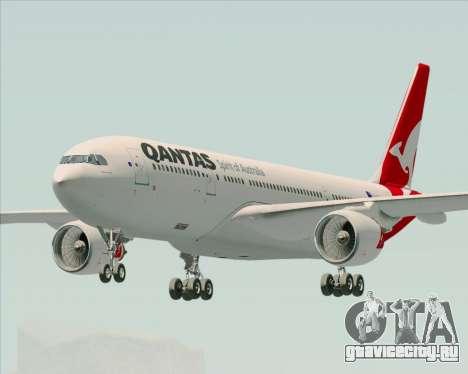 Airbus A330-200 Qantas для GTA San Andreas