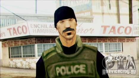 SWAT from Beta Version для GTA San Andreas третий скриншот