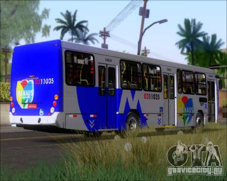 Marcopolo Torino 2007 Volksbus 17-230 EOD для GTA San Andreas вид справа