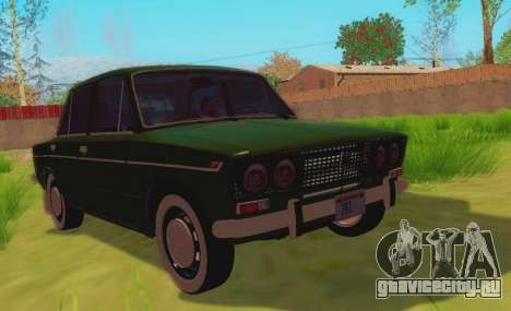 LADA 1500S 1973 для GTA San Andreas