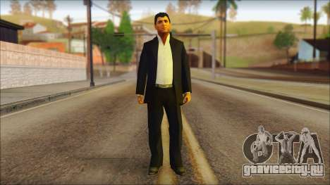 Michael from GTA 5v1 для GTA San Andreas