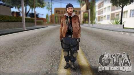 Division Skin для GTA San Andreas