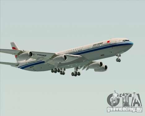 Airbus A340-313 Air China для GTA San Andreas
