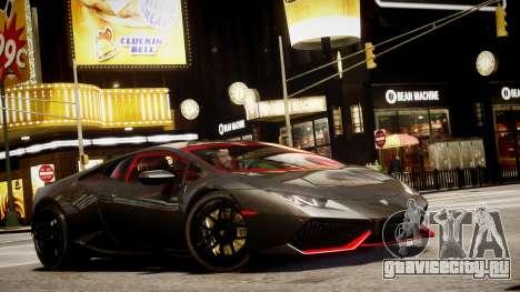 Lamborghini Huracan LP610-4 SuperTrofeo для GTA 4