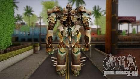 Гримлок v2 для GTA San Andreas второй скриншот