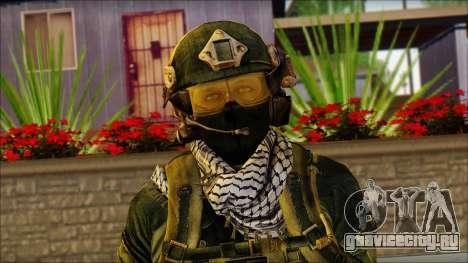 Боец OGA (MoHW) v2 для GTA San Andreas третий скриншот