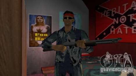 Camo Skin 06 для GTA Vice City