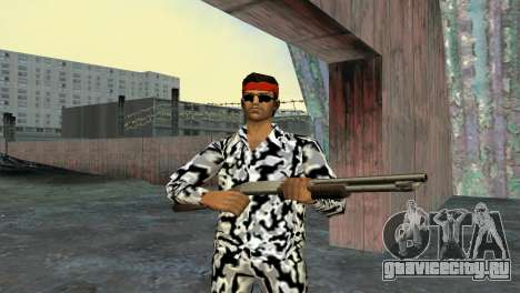 Camo Skin 05 для GTA Vice City