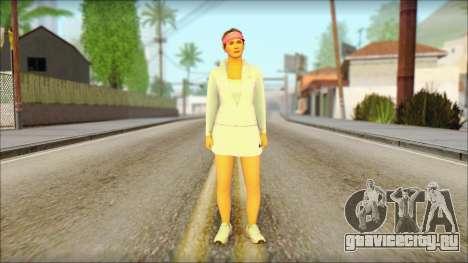 Amanda De Santa для GTA San Andreas