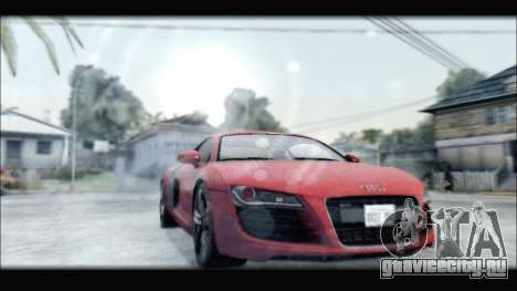 Graphic Unity V2 для GTA San Andreas шестой скриншот