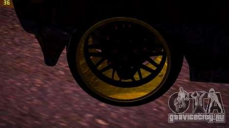 ВАЗ 2105 Drift для GTA San Andreas вид справа