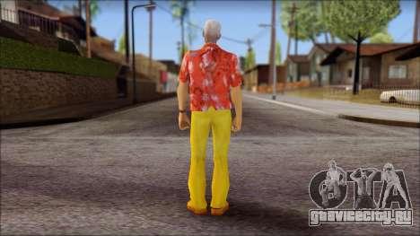 Doc from Back to the Future 2015 для GTA San Andreas второй скриншот