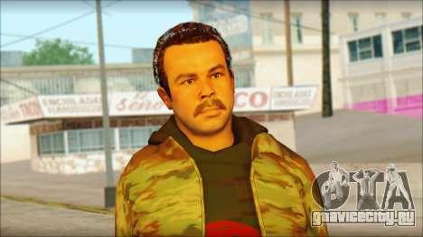 GTA 5 Ped 9 для GTA San Andreas третий скриншот