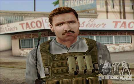 Dixon from ArmA II: PMC для GTA San Andreas третий скриншот