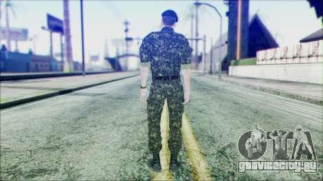 Морской пехотинец ВСУ v2 для GTA San Andreas второй скриншот