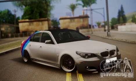 BMW M5 E60 Stance Works для GTA San Andreas