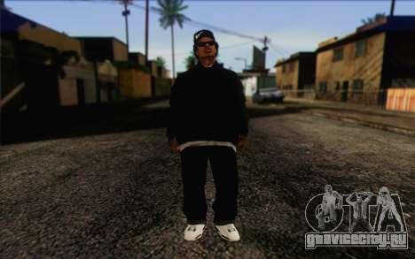 N.W.A Skin 3 для GTA San Andreas