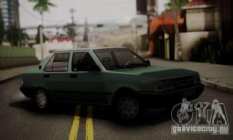 Tofas Dogan SLX 1999 1.6 для GTA San Andreas
