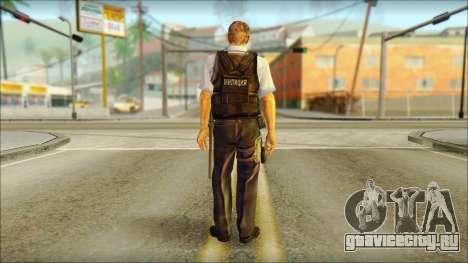 Полицейский из TC SC: Conviction для GTA San Andreas второй скриншот