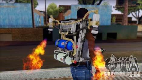 New Jetpack для GTA San Andreas второй скриншот