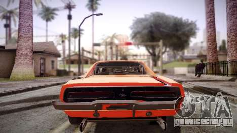 Graphic Unity v3 для GTA San Andreas девятый скриншот