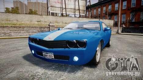 GTA V Bravado Gauntlet для GTA 4