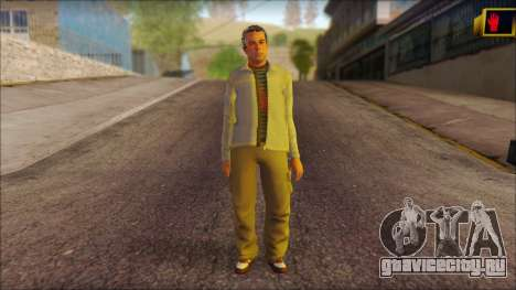 GTA 5 Ped 7 для GTA San Andreas