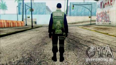 SWAT from Beta Version для GTA San Andreas второй скриншот