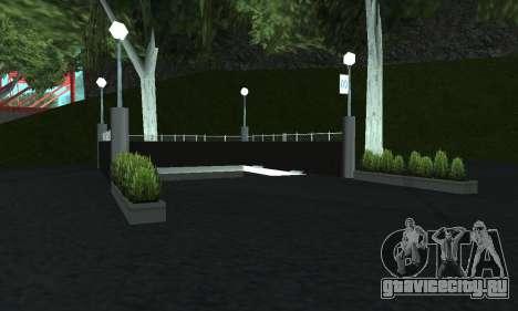 Новое метро в Сан-Фиерро для GTA San Andreas пятый скриншот