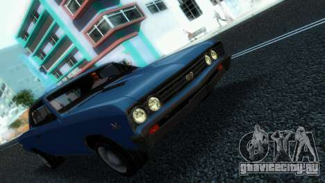 Chevrolet Chevelle SS 1967 для GTA Vice City