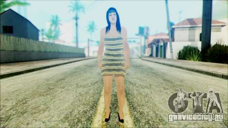 Sofyri from Beta Version для GTA San Andreas
