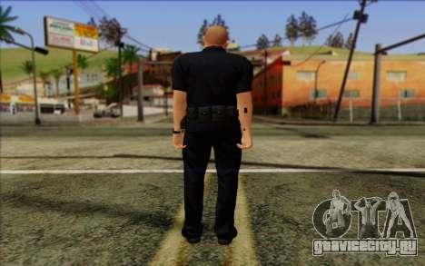 Полицейский (GTA 5) Skin 2 для GTA San Andreas второй скриншот